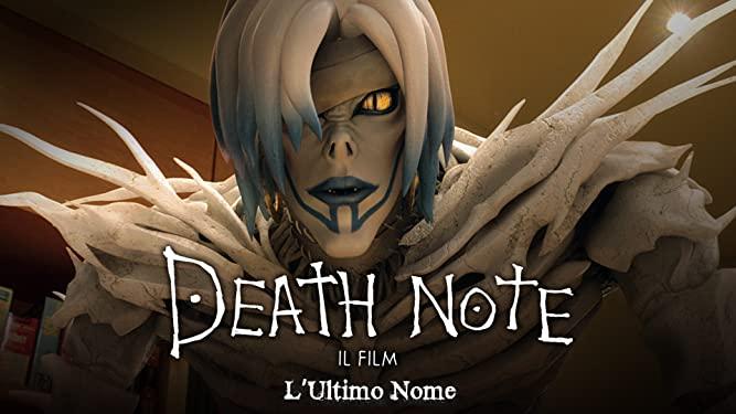 Death Note 2 - L'ultimo nome su Amazon Prime Video