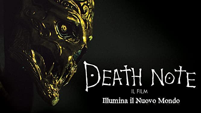 Death Note 3 - Il film: Illumina il nuovo mondo su Amazon Prime Video
