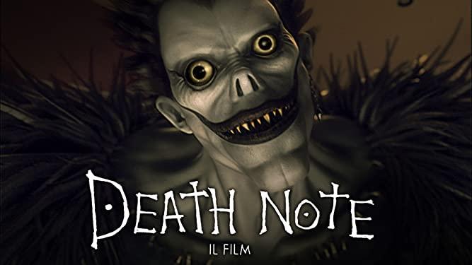 Death Note - Il film su Amazon Prime Video