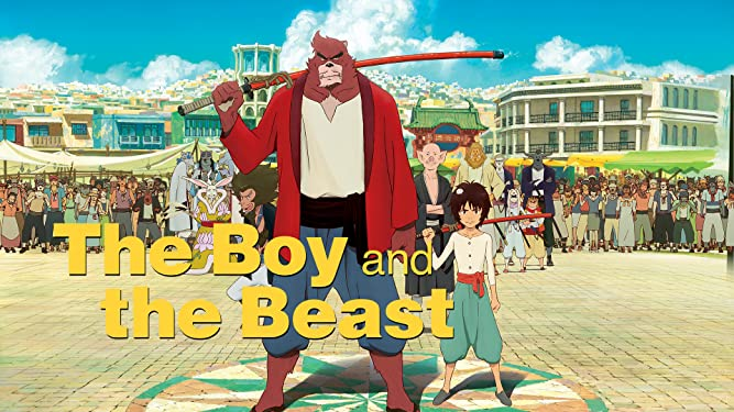 The Boy and the Beast su Amazon Prime Video