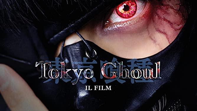 Tokyo Ghoul - Il film su Amazon Prime Video