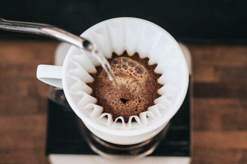 Caffè Pour over