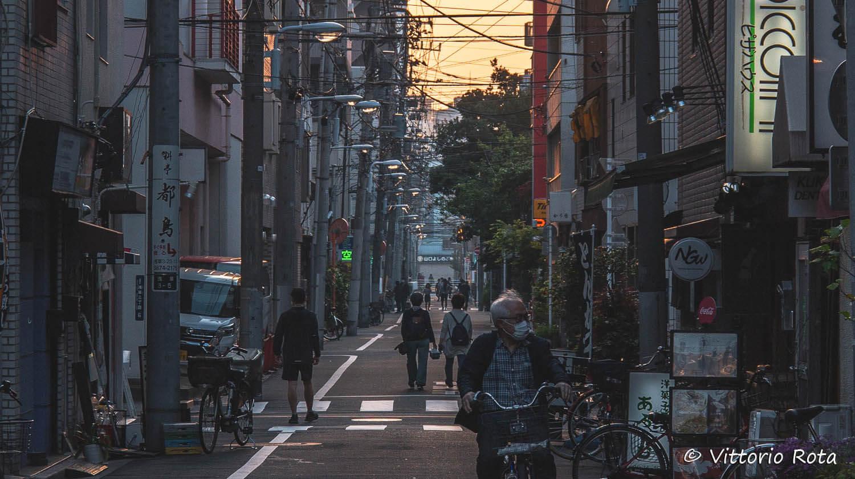 Diario di viaggio in Giappone di Vittorio Rota