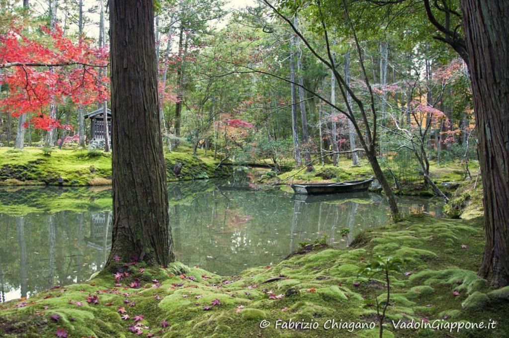 Giardino di mushio del Tempio Saihoji