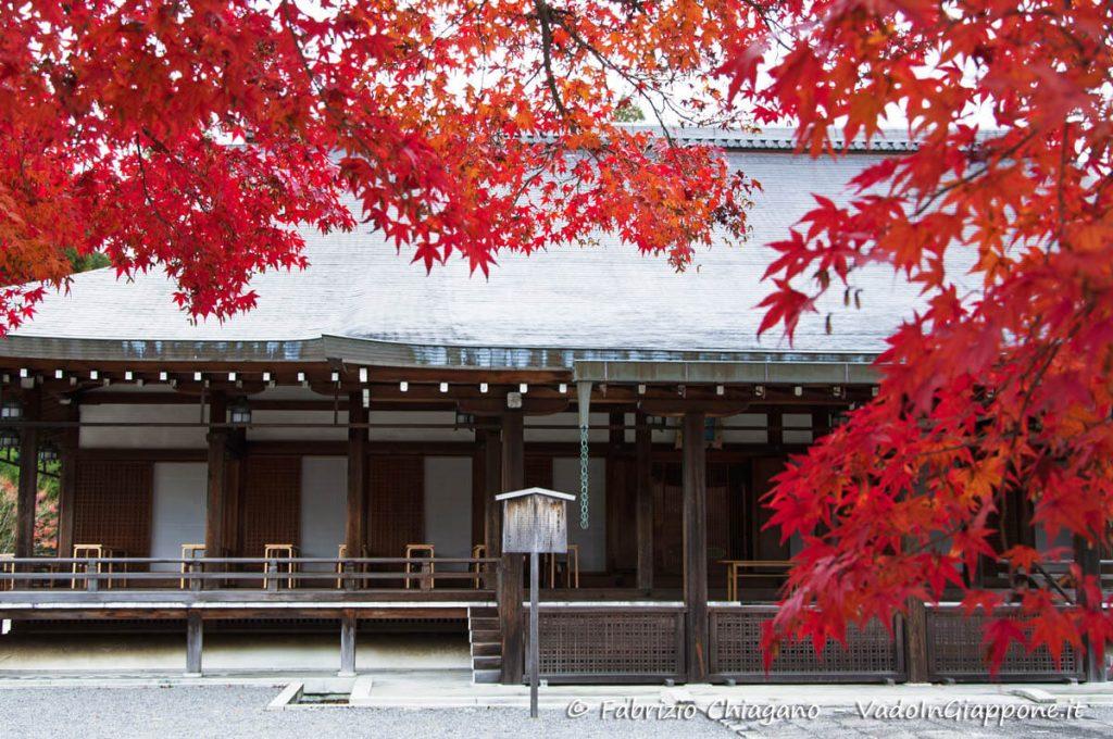 Sala Sairaidou del tempio Saihoji (Kokedera)