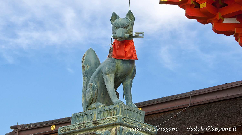 Kitsune, le volpi del folklore giapponese