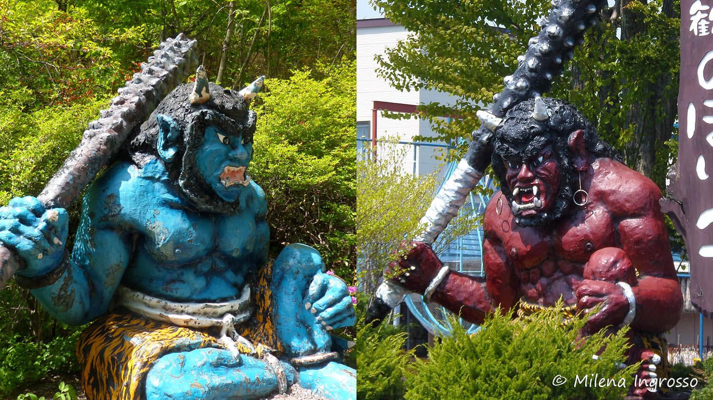 Oni, i demoni giapponesi