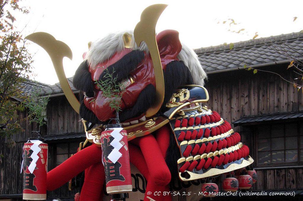 Shuten Doji, il Re degli Oni