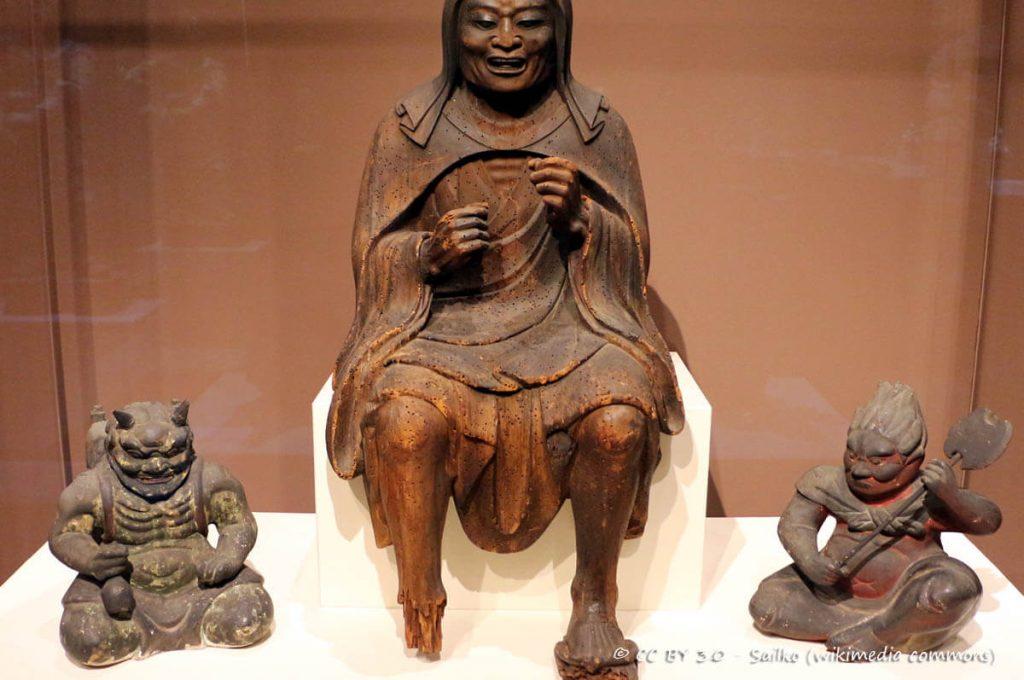 Zenki e Goki, gli Oni discepoli di En no Ozunu