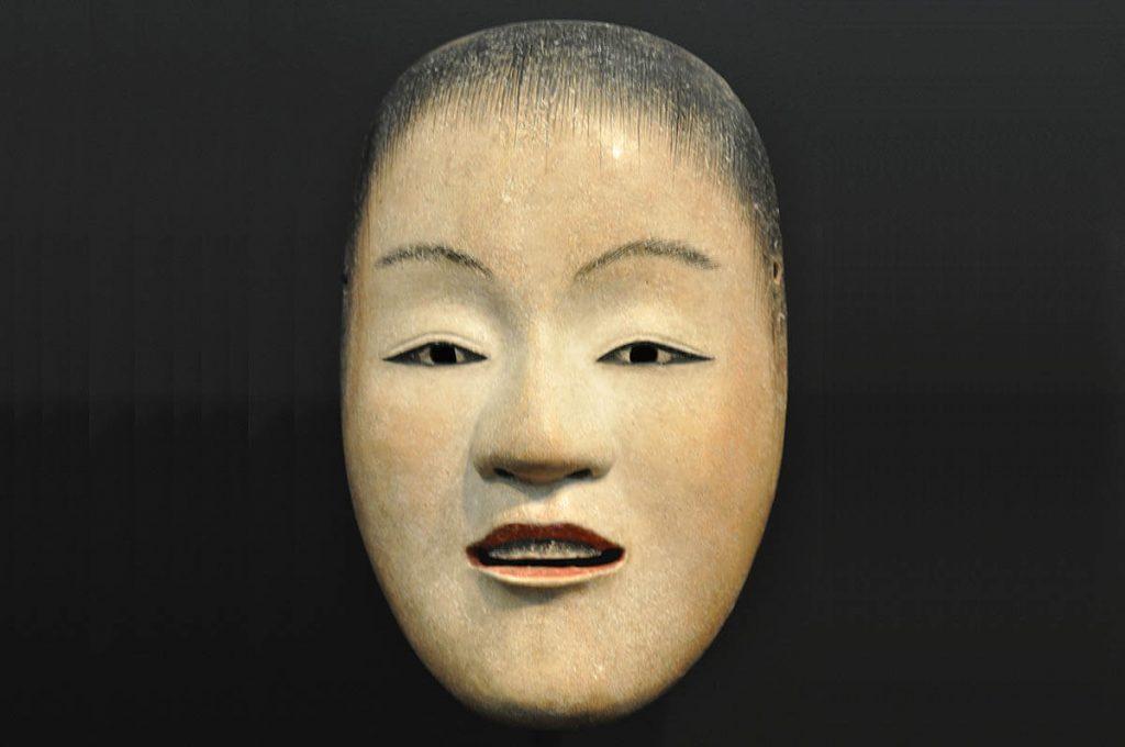 Maschera Okotomen