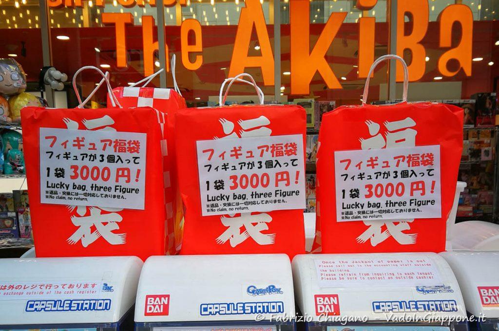 Fukubukuro, le Lucky bag