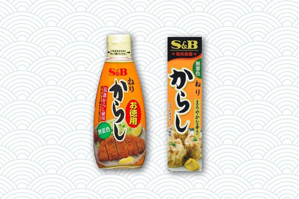 Karashi, senape giapponese