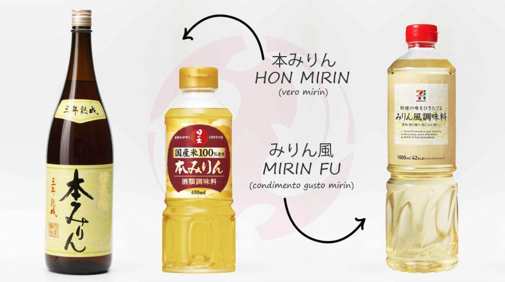 Mirin giapponese