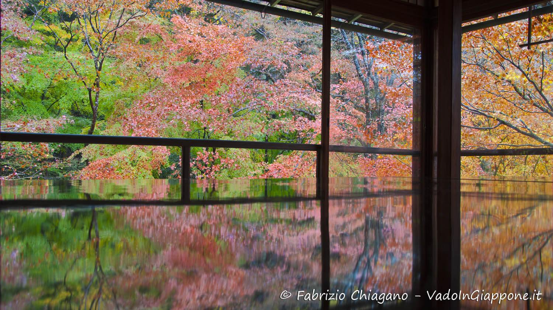 Tempio Rurikoin, Kyoto, Giappone