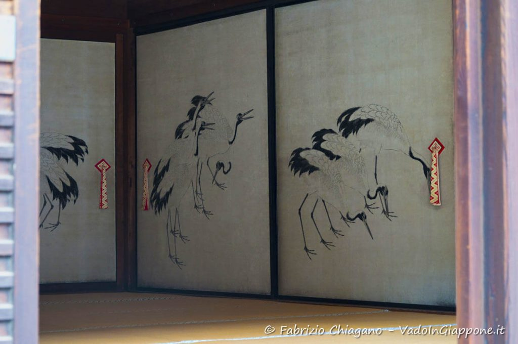 Case tradizionali giapponesi: Fusuma