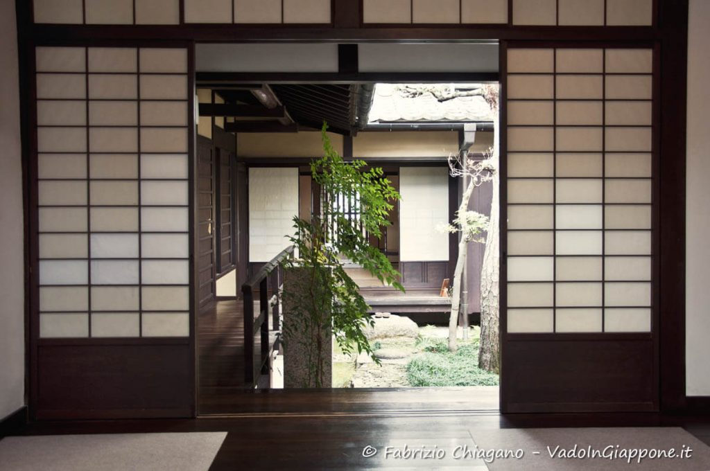 Case tradizionali giapponesi: Shoji