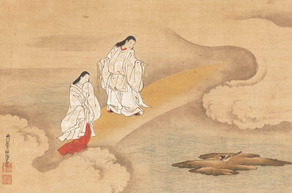 Izanaki e Izanami: la nascita del Giappone