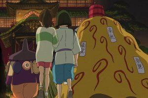 La città incantata: Spirito con Ofuda Namu Amida Butsu