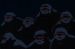Principessa Mononoke: Clan delle scimmie
